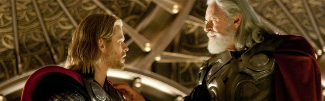 Thor, le dieu de la foudre